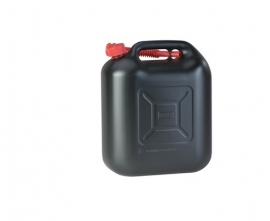 20 liter zwart