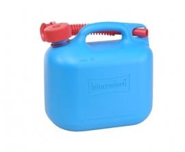 5 liter blauw