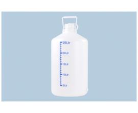 Voorraadfles 25 liter met maatverdeling