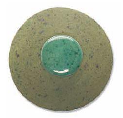 FE-5981 - Groen Gespikkeld - Engobe