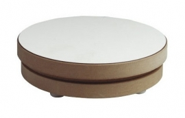 Boetseerschijf - Hout - 25 cm