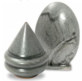GL-2146 - Poederglazuur - Astra Grijs
