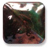 RK-105 - Raku - Copper Penny - 473 ml