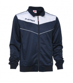 Training Jacket Power110 Colour 035 Navy/White