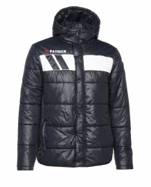 Padded Jacket Impact115 Colour 035 Navy/White