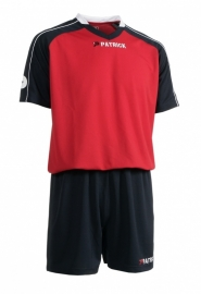 Soccer Suit LONG SLEEVE Granada305 Colour 033 Navy/Red/White