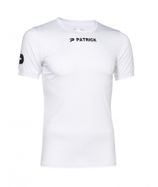 Trainings shirt ss POWER101 Colour 060 White