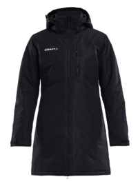 Craft Parka Heren Dames 9999 Zwart