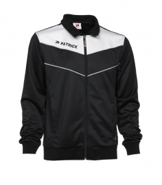 Training Jacket Power110 Colour 009 Black/White