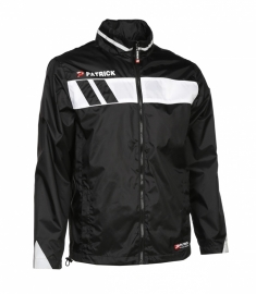 Rain Jacket Impact110 Colour 009 Black/White