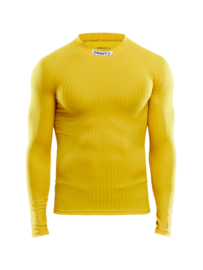 Craft Baselayer Shirt Heren 1552 Geel