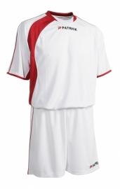Soccer Suit SS Sevilla301 Colour 111  White/Red