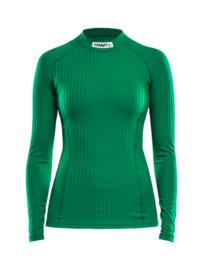 Craft Baselayer Shirt Dames 1651 Groen