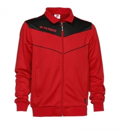 Training Jacket Power110 Colour 043 Red/Black