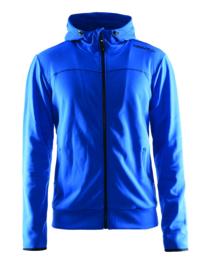 Craft Leisure Hoody Vest Heren 2336 Blauw