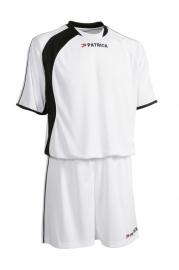 Soccer Suit SS Sevilla301 Colour 104  White/Black