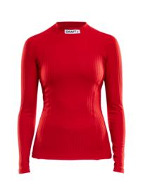 Craft Baselayer Shirt Dames 1430 Rood
