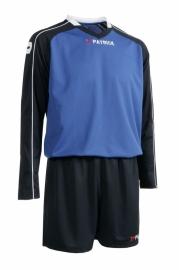 Soccer Suit LONG SLEEVE Granada305 Colour 108 Navy/Royal Blue/White