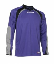 Goalkeeper Shirt Calpe110 Colour 212  Violet/Grey/Black
