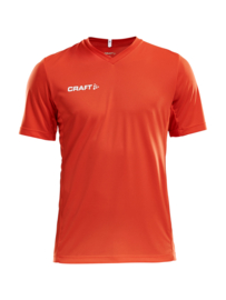 Craft Squad Solid Shirt Heren kleur 1570 Oranje
