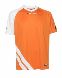 Soccer Shirt LONG SLEEVE Victory105 Colour 204 Orange/White