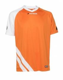 Soccer Shirt SS  Victory101 Colour 204 Orange/White