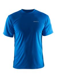 Craft Prime T-Shirt Heren 1336 Blauw