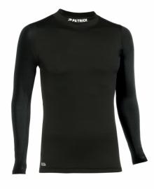 Skin Shirt LS Turtleneck Victory120 Colour 001 Black