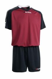 Soccer Suit LONG SLEEVE Granada305 Colour 105 Navy/Burgundy/White
