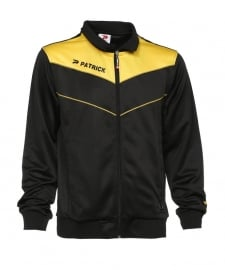Training Jacket Power110 Colour 096 Black/Yellow