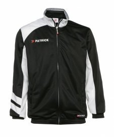 Training jacket Victory125 Colour 009 Black-White