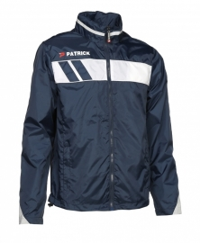 Rain Jacket Impact110 Colour 035 Navy/White
