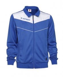 Training Jacket Power110 Colour 054 Royal Blue/White