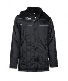 Padded Jacket POWER120 Colour 009 Black/White