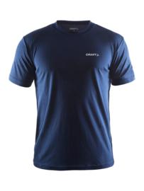 Craft Prime T-Shirt Heren 1390 Navy