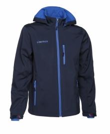 Softshell Jacket Atlanta M1D Colour NaNAvy/Royal BLue