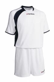 Soccer Suit SS Sevilla301 Colour 065 White/Navy