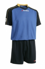 Soccer Suit LONG SLEEVE Granada305 Colour 109 Navy/Royal Blue/Yellow