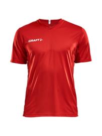 Craft Squad Solid Shirt Heren kleur 1430 Rood