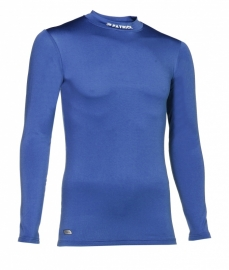 Skin Shirt LS Turtleneck Victory120 Colour 052 Royal Blue