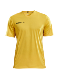 Craft Squad Solid Shirt Heren kleur 1552 Yellow