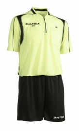Referee Suit SS REF501 Colour 062 Fluor Yellow
