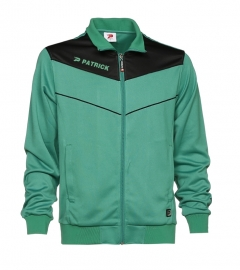 Training Jacket Power110 Colour 122 Green/Black