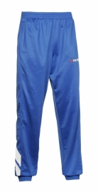 Training Pant Victory205 Colour 054 Royal Blue/White