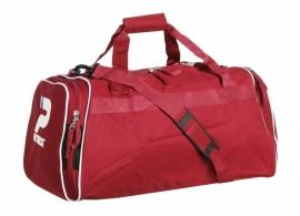 Medium Duffel Bag Fitness001 Colour 018 Burgundy/White