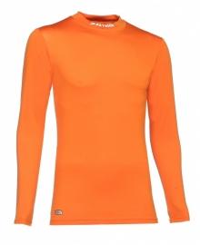 Skin Shirt LS Turtleneck Victory120 Colour 040 Orange