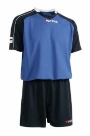 Soccer Suit SS Granada301 Colour 108 Navy/Royal Blue/White