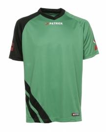 Soccer Shirt LONG SLEEVE Victory105 Colour 122 Green/Black