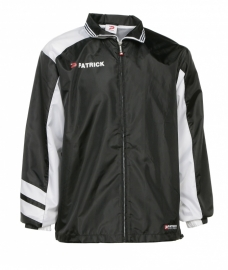 Rain Jacket Victory115 Colour 009 Black/White