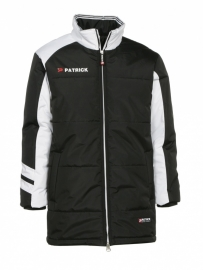 Padded Jacket Victory135 Colour 009 Black/White